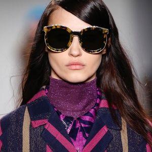Karen Walker Super Spaceship Arrow Sunglasses